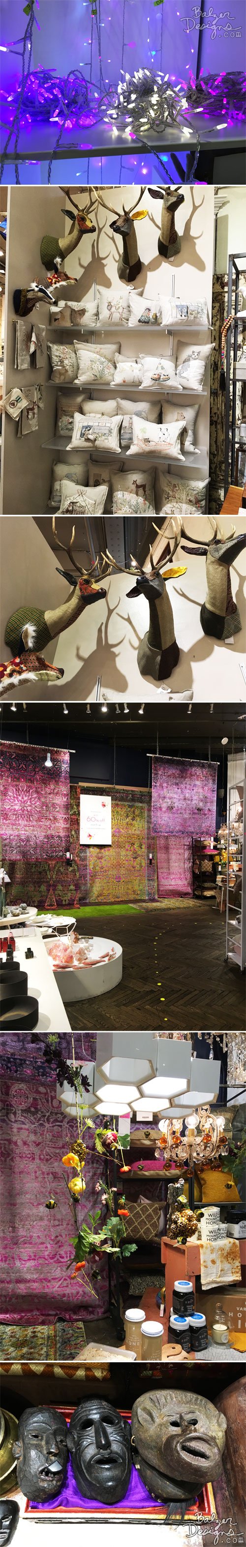 From the Balzer Designs Blog: Inspiration at ABC Home