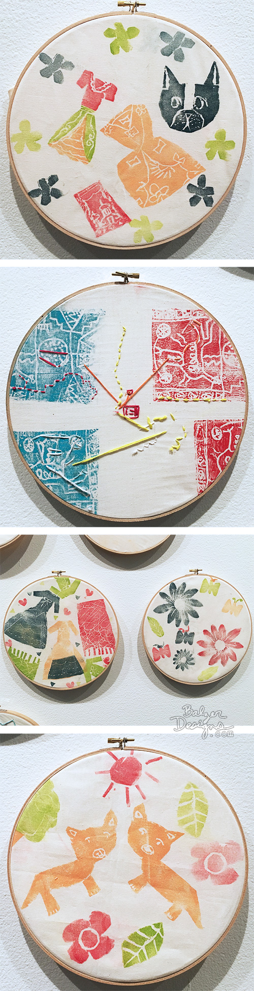 from the Balzer Designs Blog: Nagoya Boston Artwork Exchange