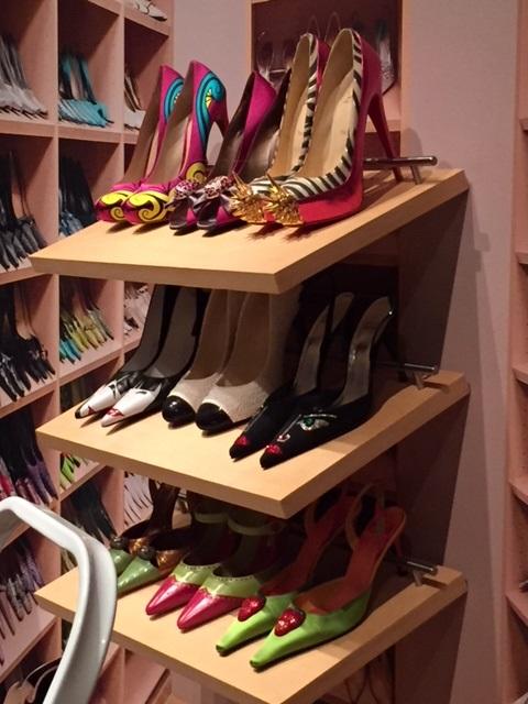Shoes peobody essex museum