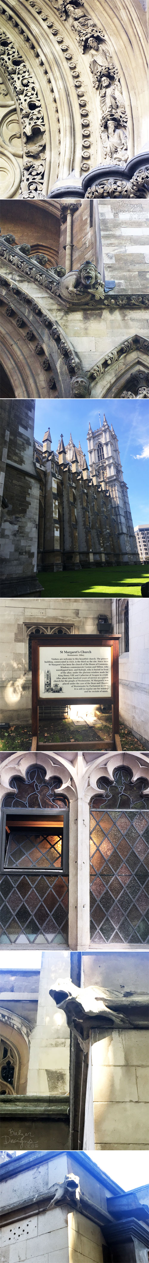 From the Balzer Designs Blog: Tourists in London