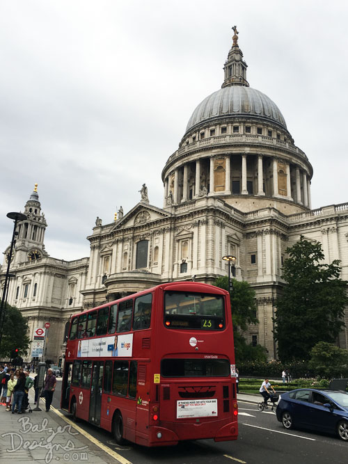 From the Balzer Designs Blog: Snapshots from London