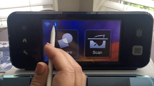 Screen-WirelessButton