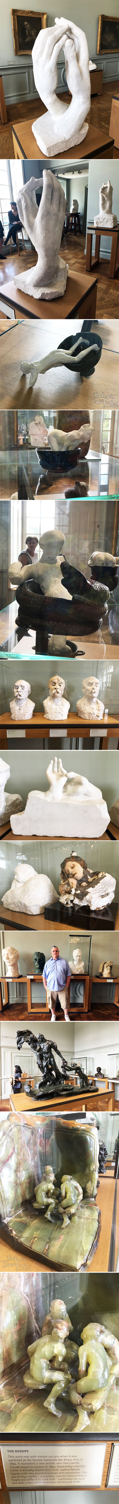 From the Balzer Designs Blog: Rodin Museum