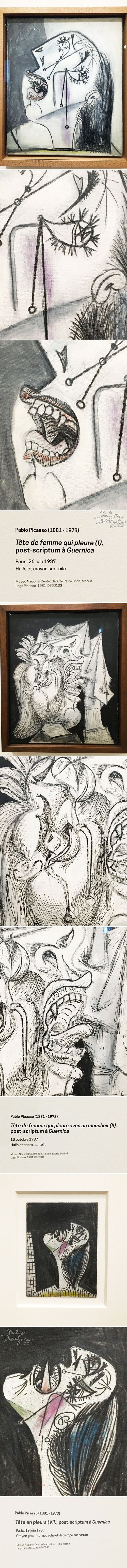 From the Balzer Designs Blog: Picasso Museum: Part Two