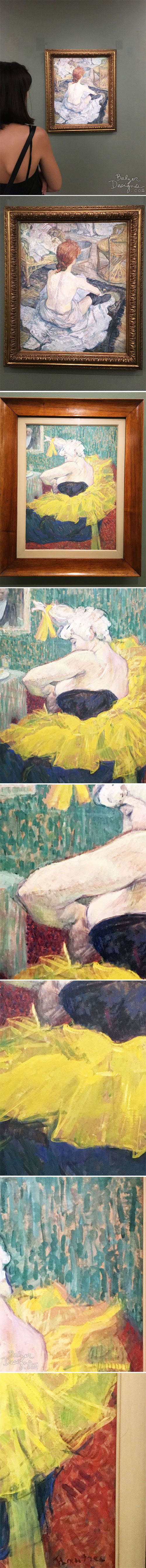 From the Balzer Designs Blog: Musee d'Orsay: Part Two
