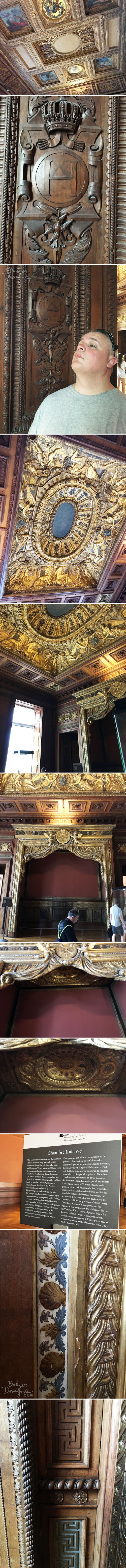From the Balzer Designs Blog: Louvre: Part One