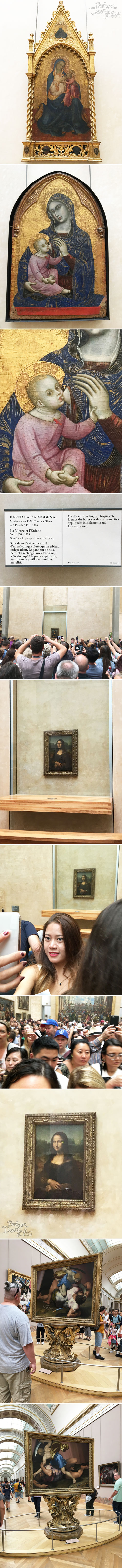 From the Balzer Designs Blog: Louvre: Part Two