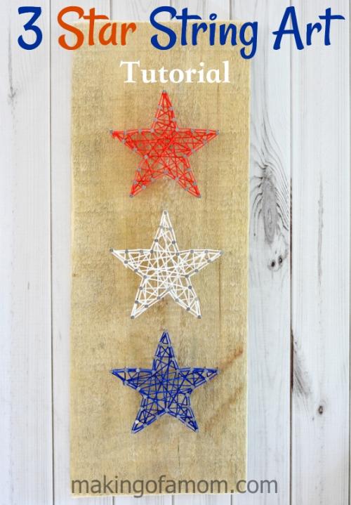 Stringart-stars