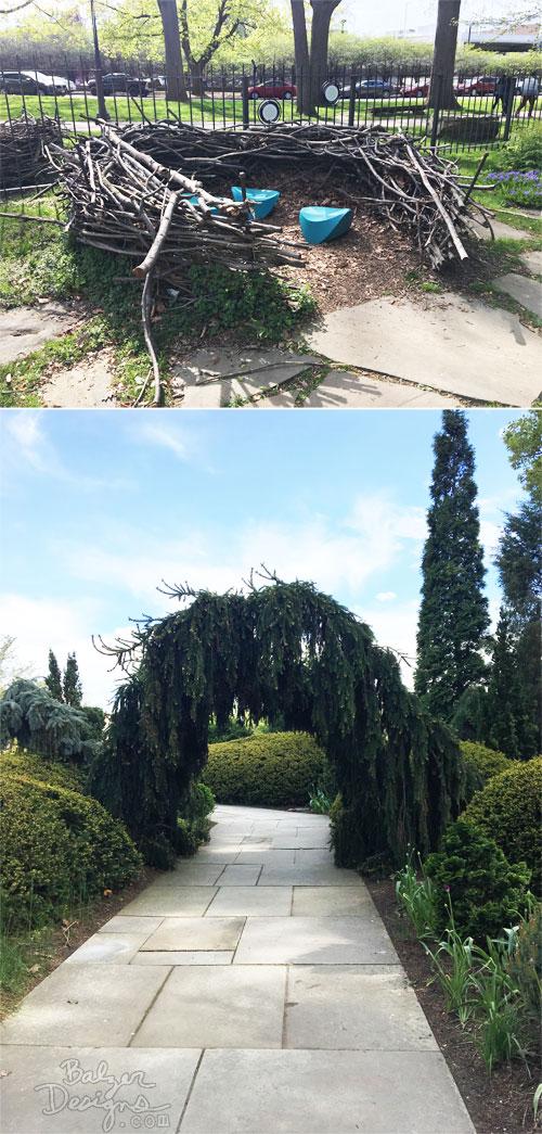 From the Balzer Designs Blog: Cleveland Botanical Garden