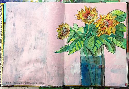 Sunflowers-wm