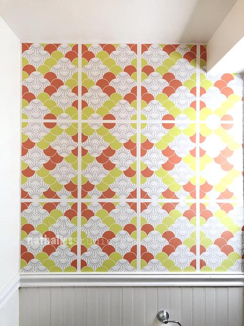 Bathroomwallpaper