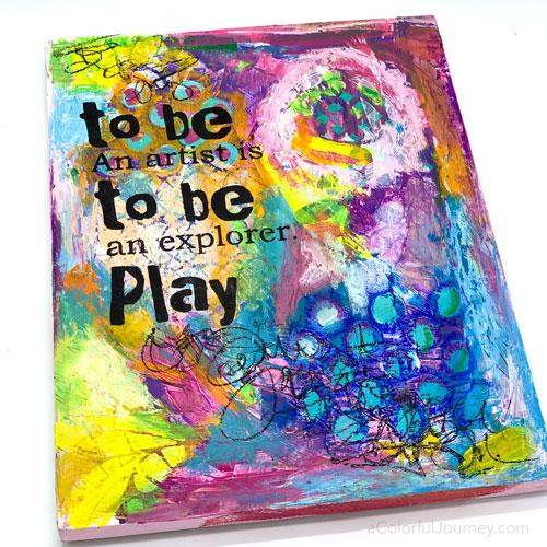 Play-cardboard-collage-carolyn-dube