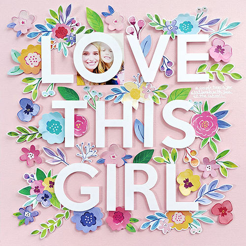 Love This Girl by Paige Evans1