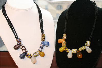 Africandropnecklaces