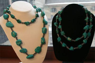 Turquoisenecklaces