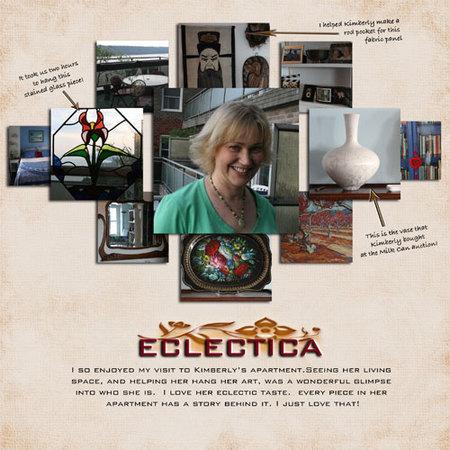 Eclecticasm