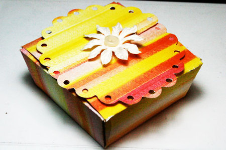 Scallopbox